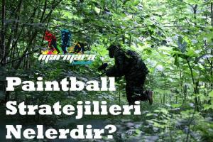 paintball stratejilieri