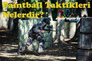 Paintball taktikleri
