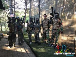 Çorlu Paintball