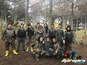 Şamlar Paintball