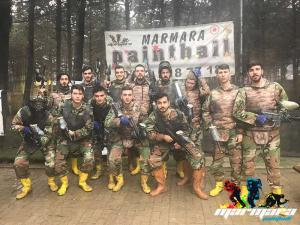 Gürpınar Paintball