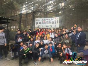 Silivri Paintball