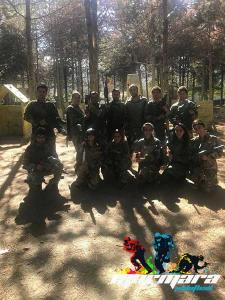 Topkapı Paintball