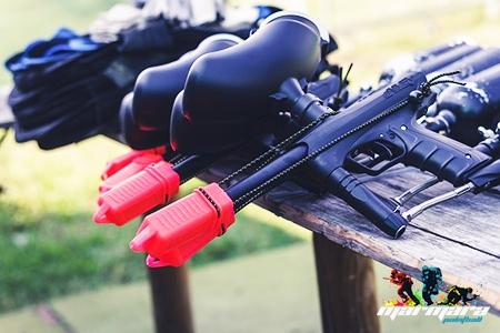 paintball silahı